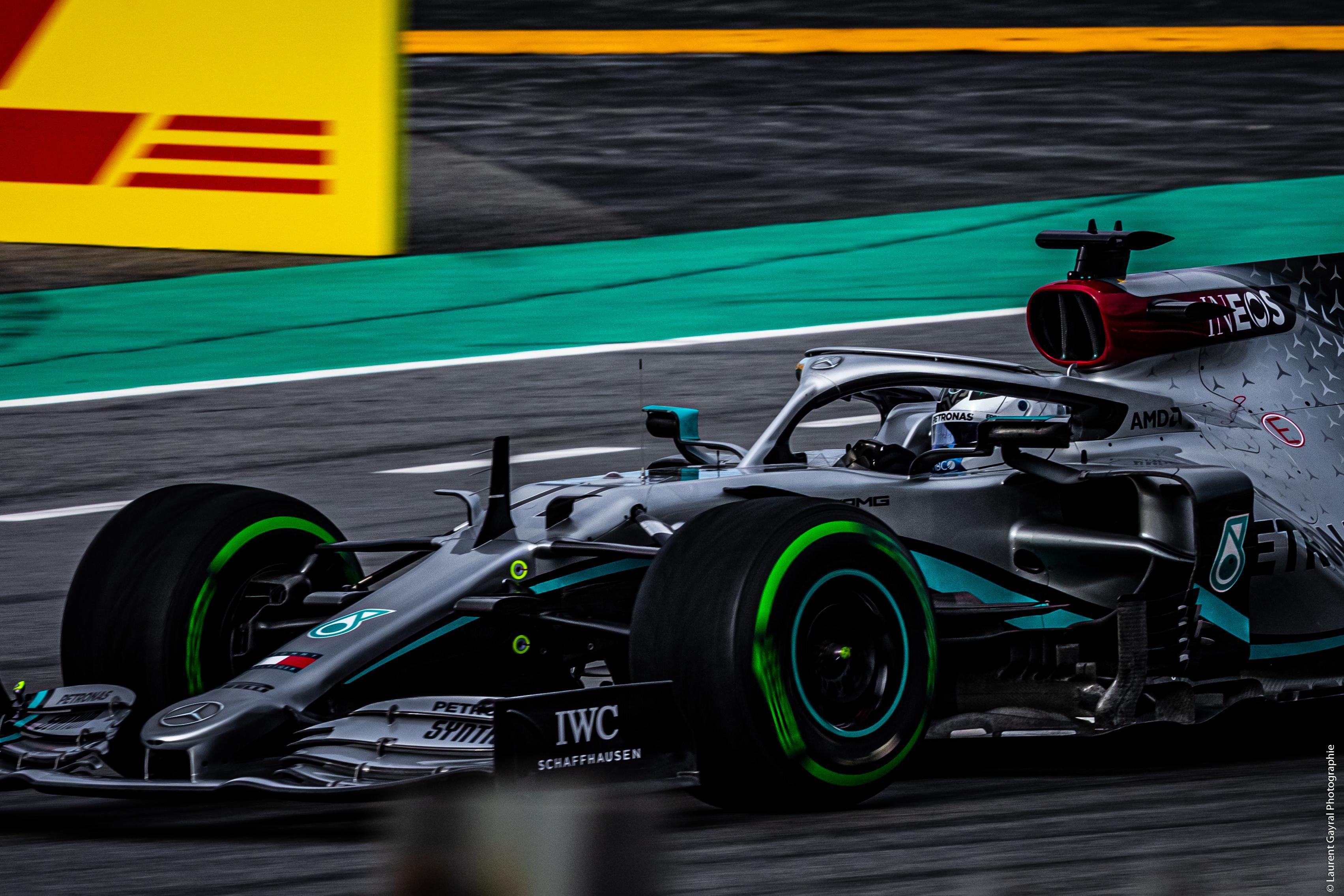 F1 Test - Barcelone