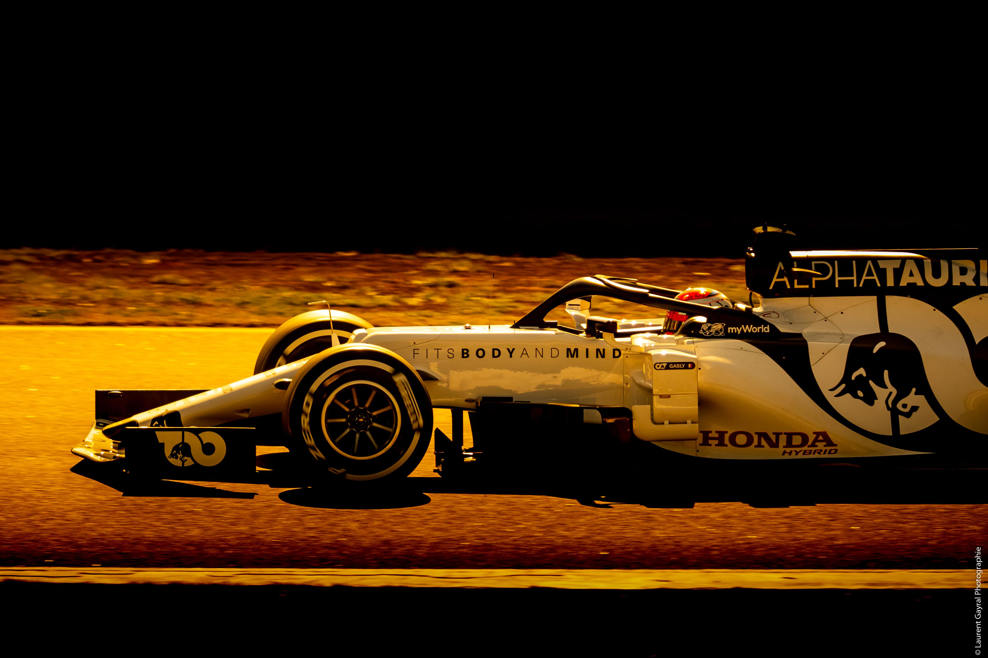 F1 Test - Barcelone